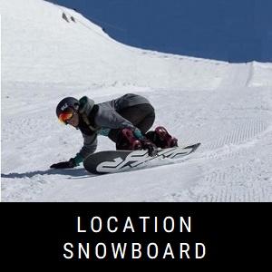 Location Snowboard K2 HEAD chez Val D'Allos Sport Foux d Allos