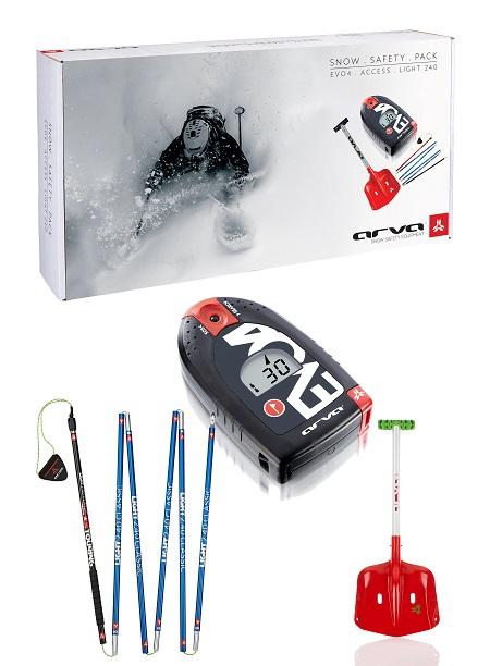 PACK-ARVA-EVO-4-BOX